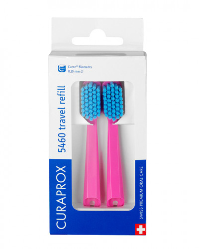 CS 5460 travel refill pink, duo-pack